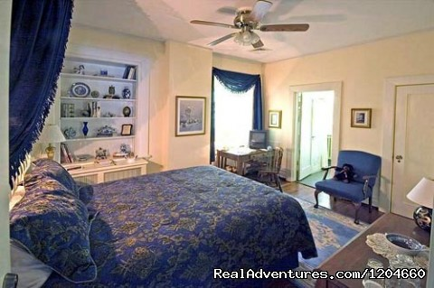 The Webb Room - The Residence Bed & Breakfast
