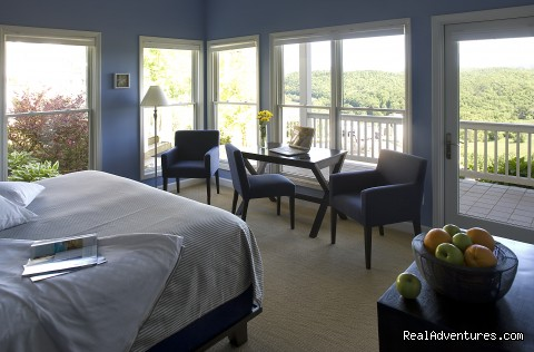 Cascade Falls - Mountain Getaways at Inn at Riverbend