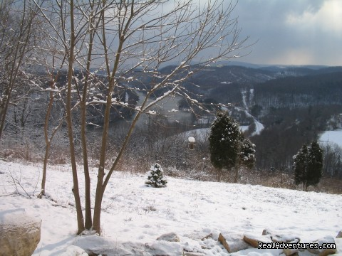 Winter at Riverbend - Mountain Getaways at Inn at Riverbend