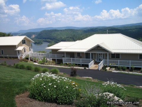 Front View (#3 of 17) - Mountain Getaways at Inn at Riverbend