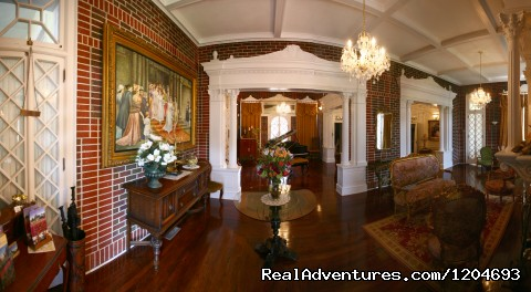 The Rockefeller Room - Historic Mankin Mansion