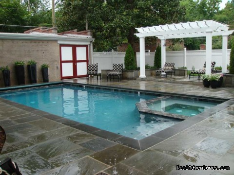 Pool and Hot Tub - Maury Place at Monument