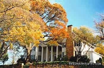 Fall Colors at the Black Horse Inn - Black Horse Inn