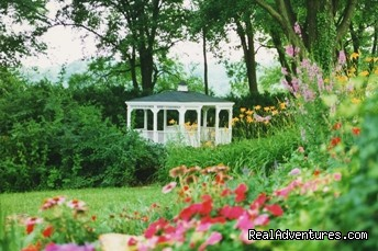 Wedding Gazebo - Black Horse Inn