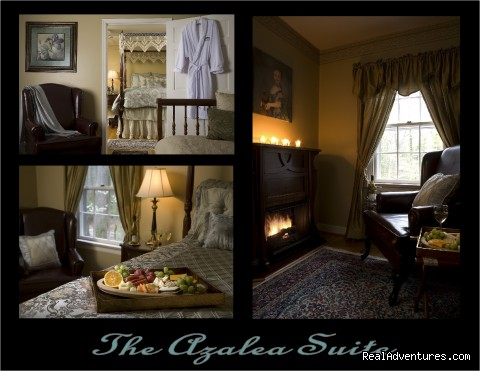 Colonial Gardens Bed & Breakfast Williamsburg, Virginia Bed & Breakfasts
