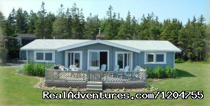 Heron Shoal Oceanfront Vacation Cottage: