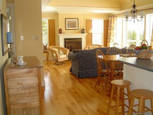 Reclusive Luxury at Cameron Guest House Vacation Rentals Baddeck Inlet, Nova Scotia