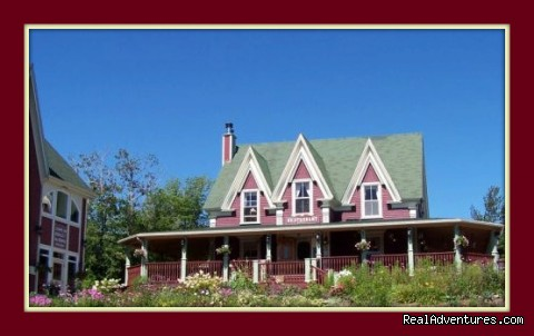 Accommodation in the heart of Baddeck