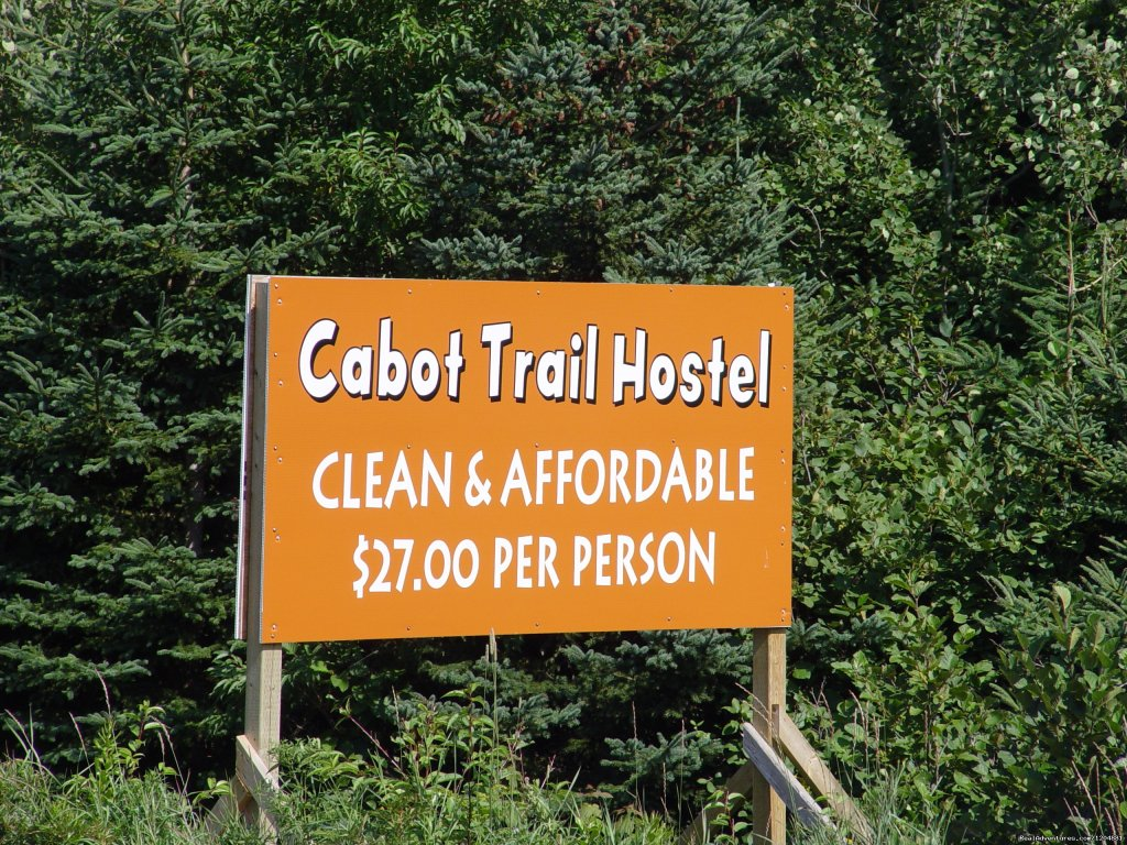 Cabot Trail Backpackers Hostel Pleasant Bay, Nova Scotia  Youth Hostels