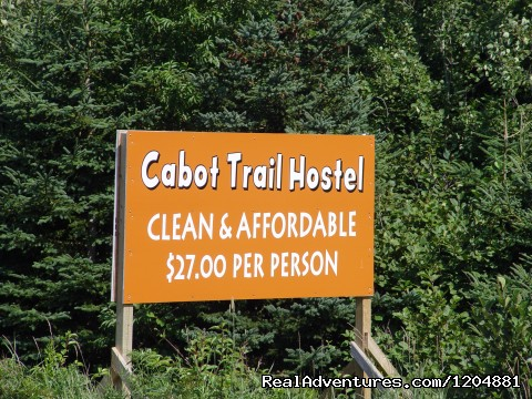 Cabot Trail Backpackers Hostel