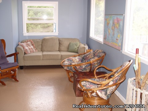 Multi Purpose Room - Cabot Trail Backpackers Hostel
