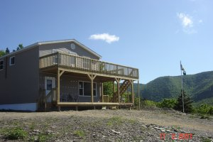 Hines Oceanview Lodge Cape Breton Island, Nova Scotia Bed & Breakfasts