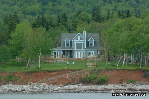 Main Manor - Cape Breton Resort / Cottages Luxury Oceanfront