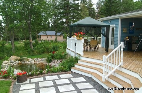 - Cape Breton Resort / Cottages Luxury Oceanfront