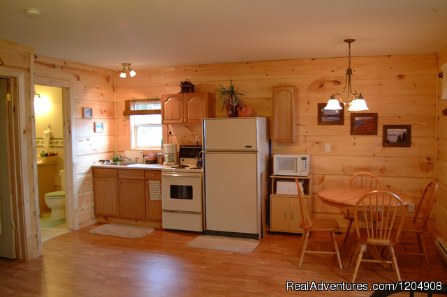Wilderness Cottage - Cape Breton Resort / Cottages Luxury Oceanfront