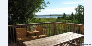 Cabot Shores Wilderness Resort Vacation Rentals Englishtown, Nova Scotia