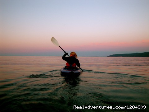 Paddling into St Anns Bay (#5 of 22) - Cabot Shores Wilderness Resort