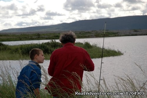 Learn to Fish! - Cabot Shores Wilderness Resort