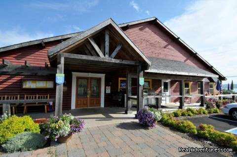 Bras d'Or Lakes Inn: Bras d'Or Lakes Inn