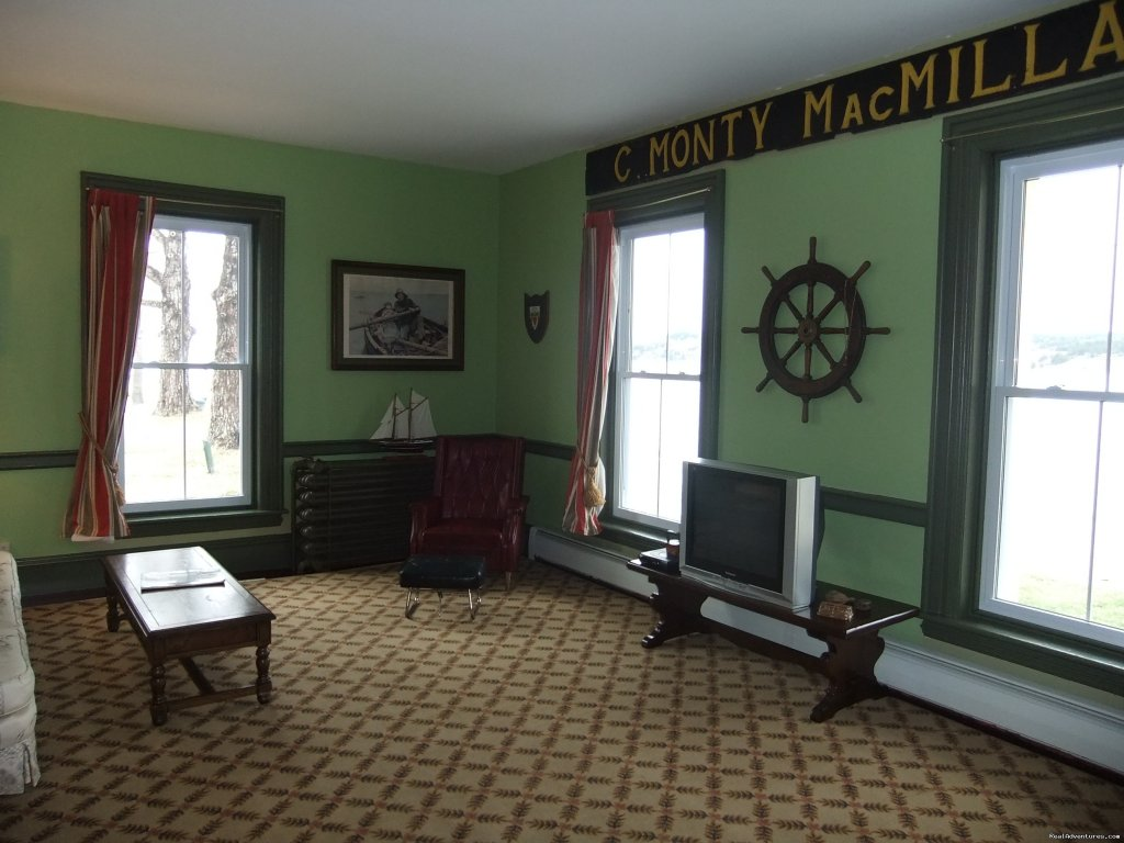 Office | Image #2/8 | Old Grand Narrows Hotel B&B