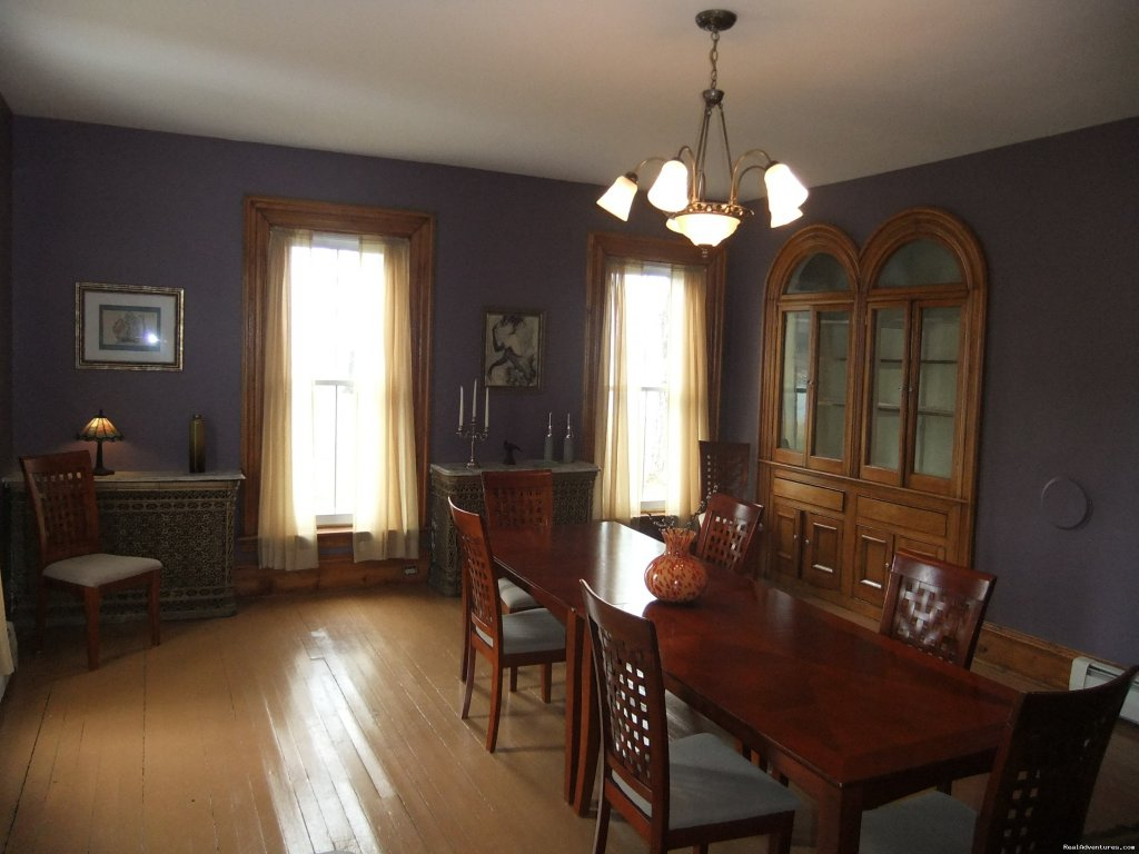 Dining Room | Image #5/8 | Old Grand Narrows Hotel B&B