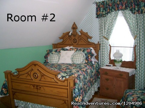 Country pine furnished. (#4 of 7) - Chambers' Guest House B&B