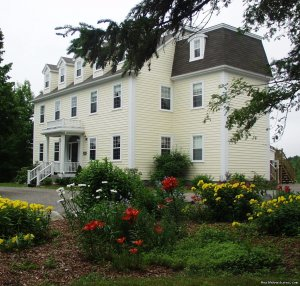 DesBarres Manor Inn Hotels & Resorts Guysborough, Nova Scotia