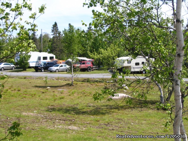 - Spry Bay Campground