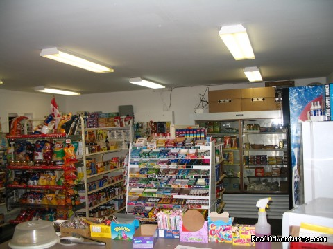 Convenience Store - Spry Bay Campground