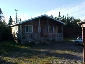Wreck Cove Wilderness Cabins, Good Nature, Vacation Rentals Albany, Nova Scotia