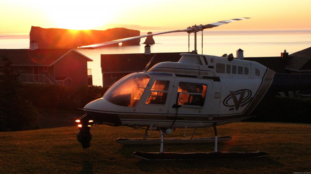 Custom Tours Abound | Image #3/3 | Helicopter Sightseeing Tours - Halifax, NS