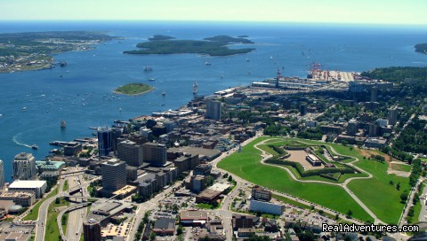 Helicopter Sightseeing Tours - Halifax, NS Enfield, Nova Scotia Sight-Seeing Tours