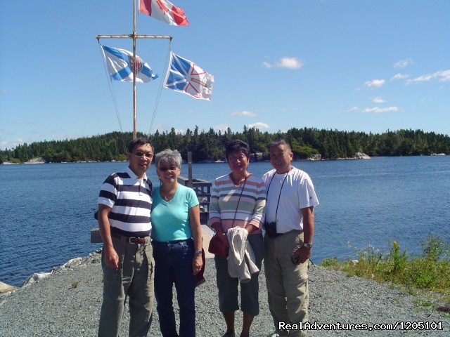 Your Cab Sight-Seeing Tours Whites lake, Nova Scotia