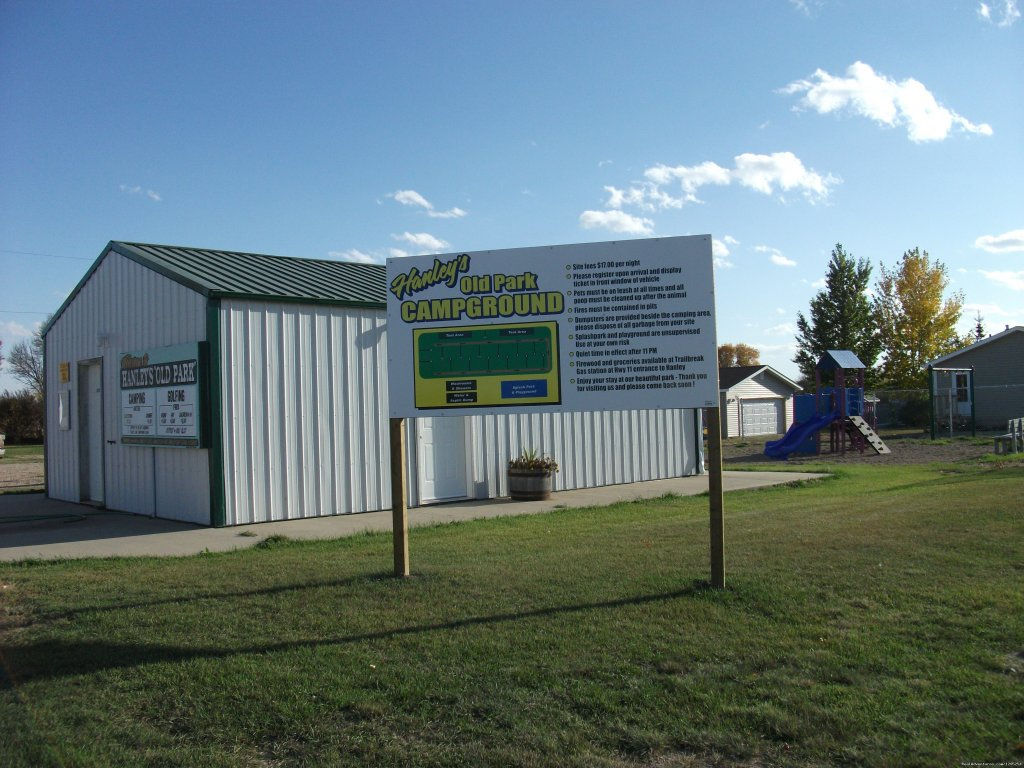 Hanley is a diverse community located 56 kilometers south of Saskatoon on a four lane divided highway.