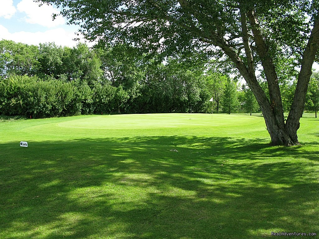 Indian Head Golf & Country Club - Hole 5