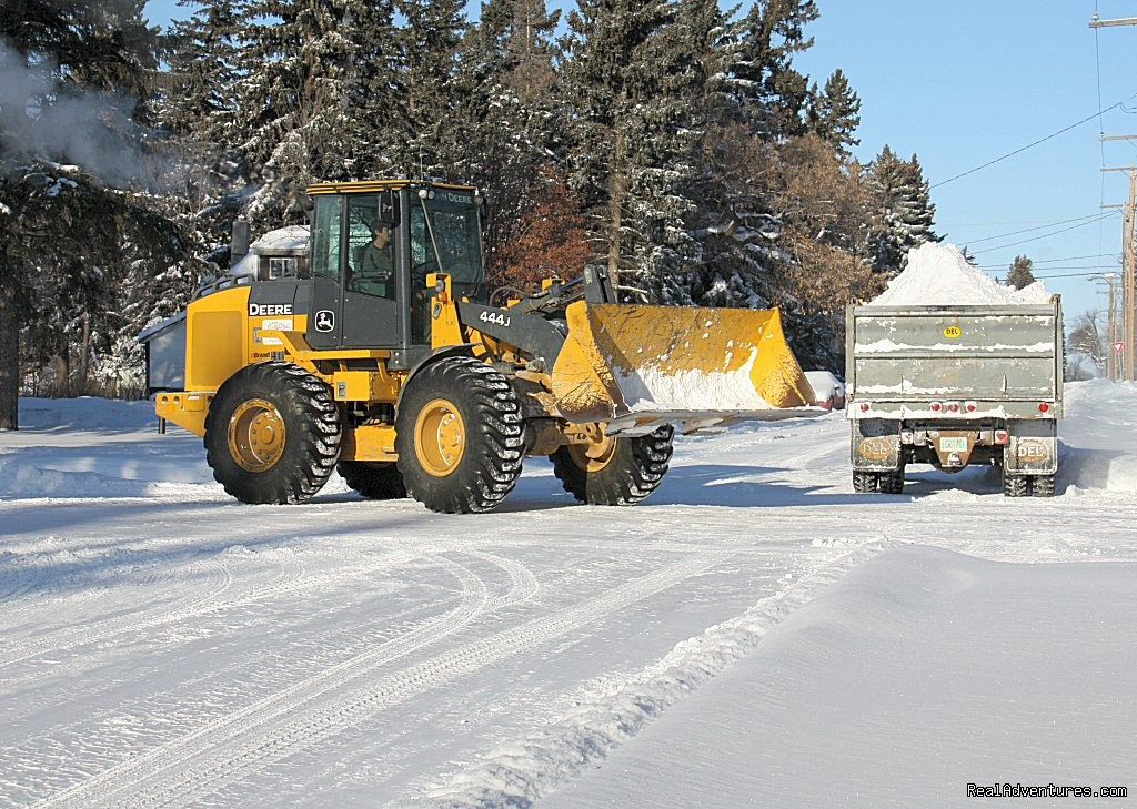 Town Snow Removal