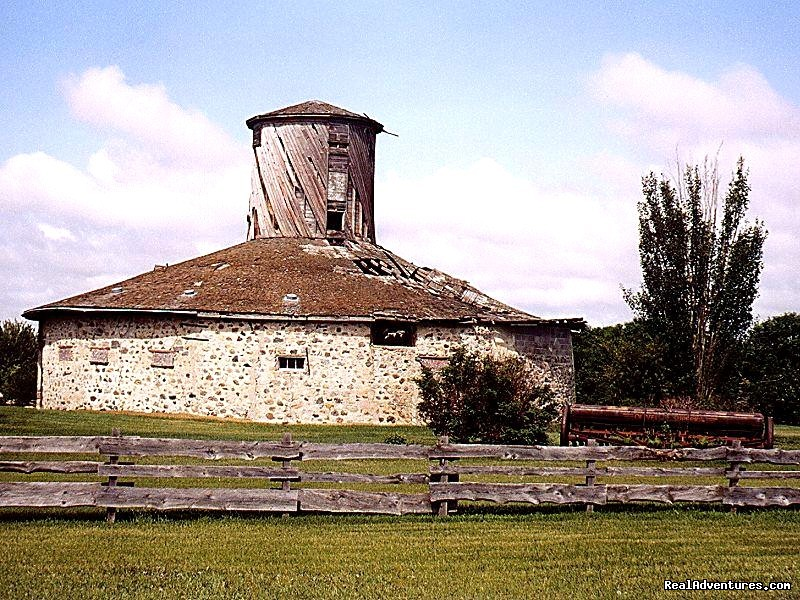Famous Bell Barn