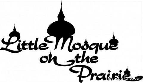 Little Mosque Logo - Indian Head Town