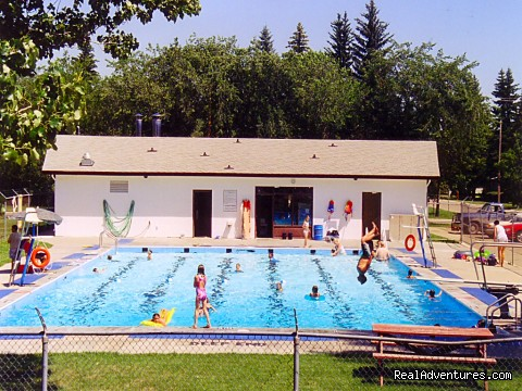 Indian Head Swimming Pool - Indian Head Town