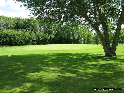 Indian Head Golf & Country Club - Hole 5 - Indian Head Town