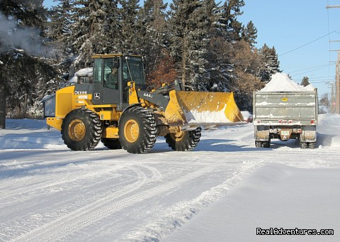 Town Snow Removal (#20 of 23) - Indian Head Town