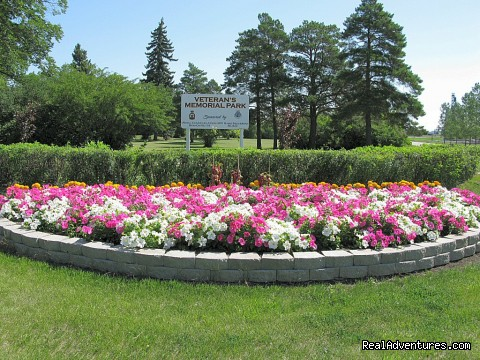 Flowerbed (#11 of 23) - Indian Head Town
