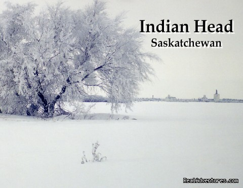 Indian Head, Saskatchewan - Indian Head Town