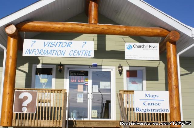 Lac La Ronge Regional Visitor Centre Lac La Ronge Regional Visitor Centre