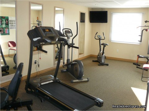 Jelly Belly Fitness Centre - La Ronge Hotel & Suites