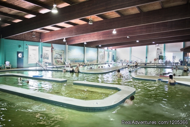 Mineral pool | Image #7/9 | The Dead Sea of Canada: Manitou Springs Resort
