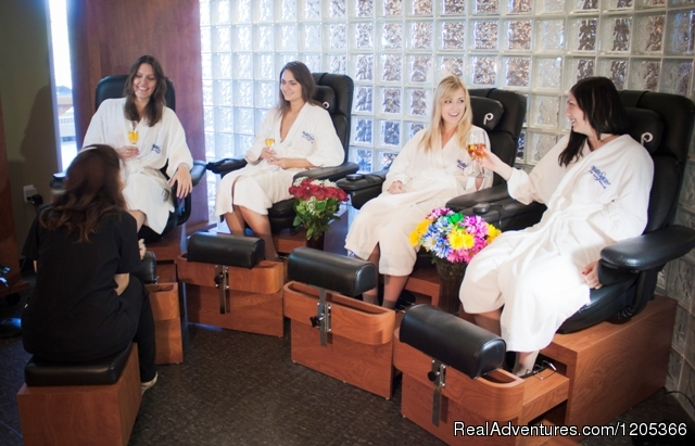 Serenity Esthetics - The Dead Sea of Canada: Manitou Springs Resort