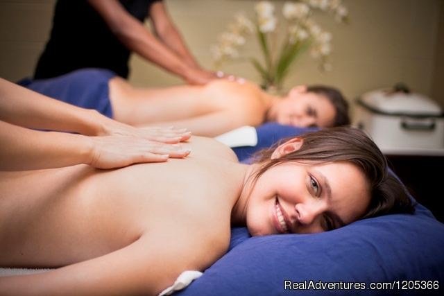 Couples Serenity Massages - The Dead Sea of Canada: Manitou Springs Resort