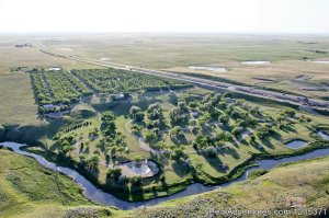 Eagle Valley Park Campground & Escape Grill & Pool Campgrounds & RV Parks Maple Creek, Saskatchewan