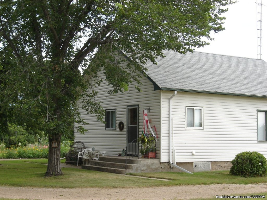 Backroads B & B Guest House, Back View | Image #4/11 | Guest House At Backroads Bed & Breakfast